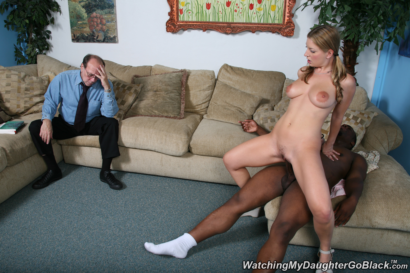 Cheating wife fucks black guys
